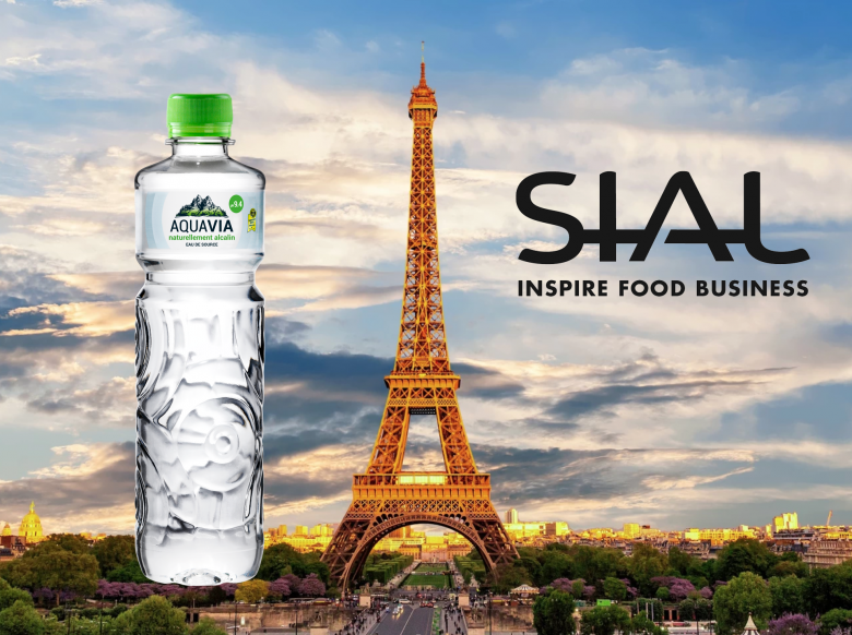 Visit us at the SIAL Trade Show in Paris